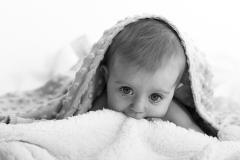 Fotografía infantil estudio Aragón